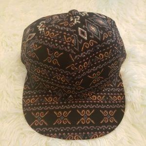 Womens pattern hat